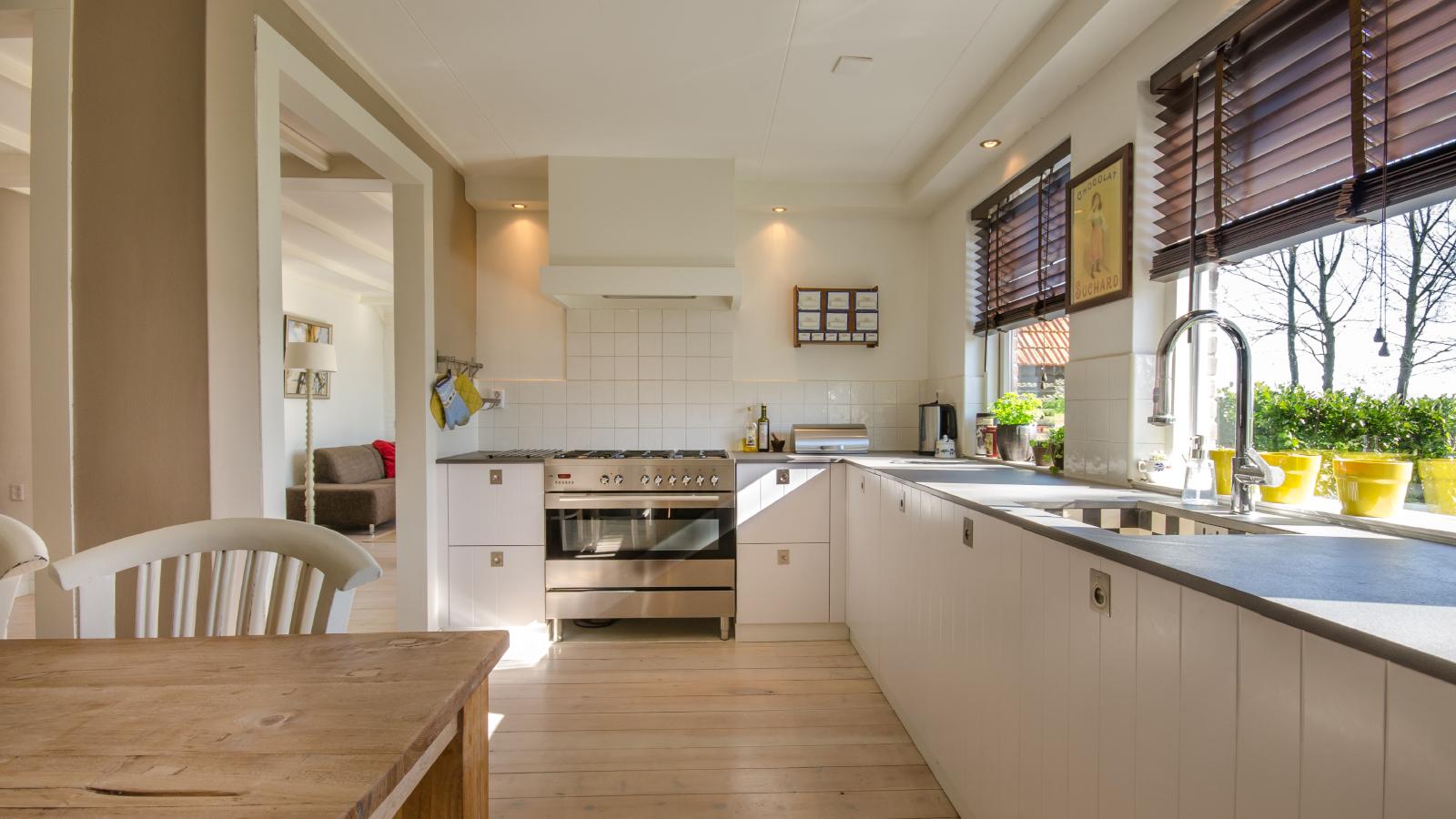home interior photo of kitchen